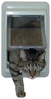 Ideal Electronic e-Cat Door (CKE) from Ideal