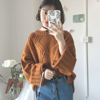 Cable-Knit Sweater from Ilda