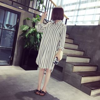 Striped Shirtdress from Ilda