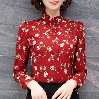 Floral Blouse from In the Mood