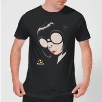 Incredibles 2 Edna Mode Men's T-Shirt - Black - XXL - Black from Incredibles 2