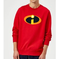 Incredibles 2 Logo Sweatshirt - Red - L - Red from Incredibles 2