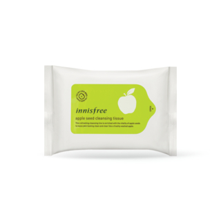 innisfree - Apple Seed Cleansing Tissue 15pcs from innisfree