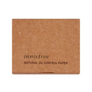 innisfree - Natural Oil Control Paper (50sheets) from innisfree