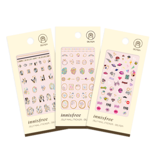 innisfree - Self Nail Sticker Design (5 Types) from innisfree