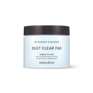 innisfree - My Makeup Cleanser Dust Clear Pad 90sheets from innisfree