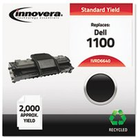 Remanufactured 310-6640 (1100) Toner, Black from Innovera