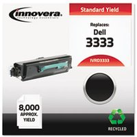 Remanufactured 330-8573 (3333) High-Yield Toner, Black from Innovera