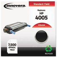 Remanufactured CB400A (642A) Toner, Black from Innovera