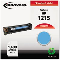 Remanufactured CB541A (125A) Toner, Cyan from Innovera