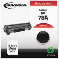 Remanufactured CE278A (78A) Toner, Black from Innovera