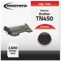 Remanufactured TN450 High-Yield Toner, Black from Innovera