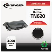 Remanufactured TN620 Toner, Black from Innovera