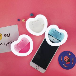 Heart Electric Selfie Light from Intimo