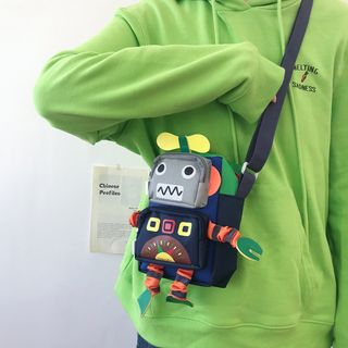 Kids Robot Crossbody Bag from Intimo