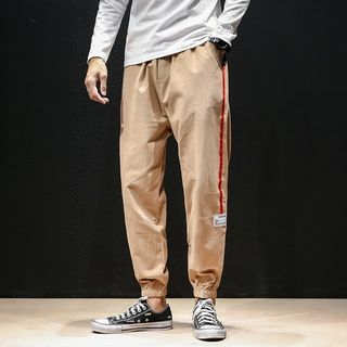 Colored Trim Jogger Pants from JORZ