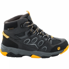 Kids MTN Attack 2 Texapore Mid Boot from Jack Wolfskin
