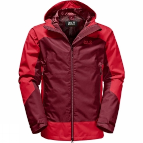 Mens North Slope Jacket from Jack Wolfskin