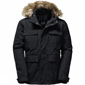 Mens Point Barrow Jacket from Jack Wolfskin