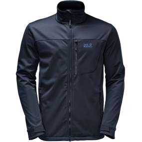 Mens The Emerald Softshell Jacket from Jack Wolfskin