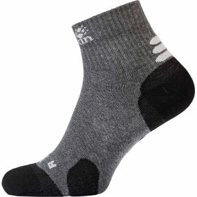 Travel organic Mid Cut Sock from Jack Wolfskin