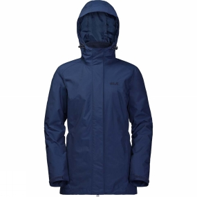 Womens Iceland 3in1 Jacket from Jack Wolfskin