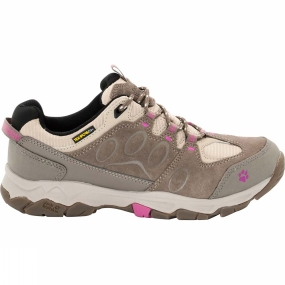 Womens Mountain Attack 5 Texapore Low Shoe from Jack Wolfskin