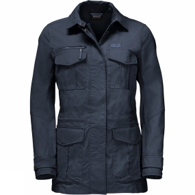 Womens Rock View Jacket from Jack Wolfskin