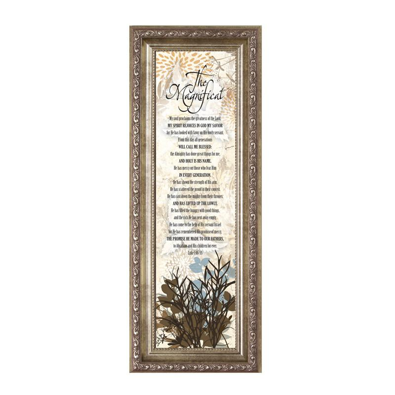 James Lawrence 3742 Magnificat Framed Wall Art from James Lawrence