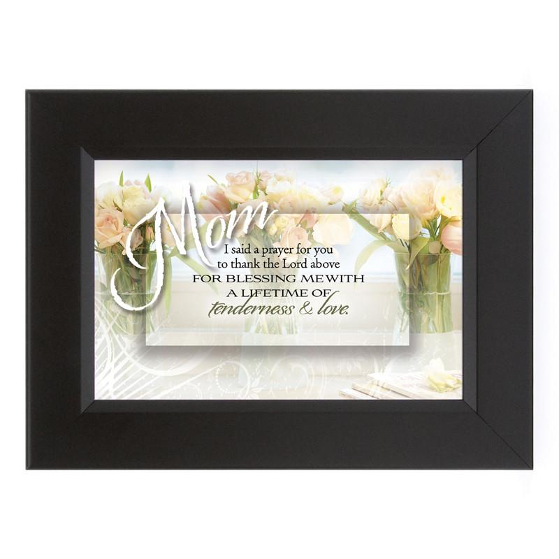 James Lawrence 7106 Mom-I Said A Prayer Shadow Box Framed Wall Art from James Lawrence