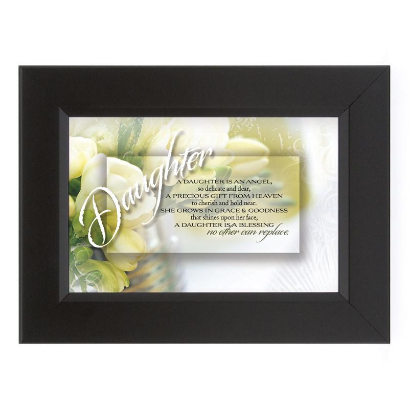 James Lawrence 7107 Daughter Is An Angel Shadow Box Framed Wall Art from James Lawrence