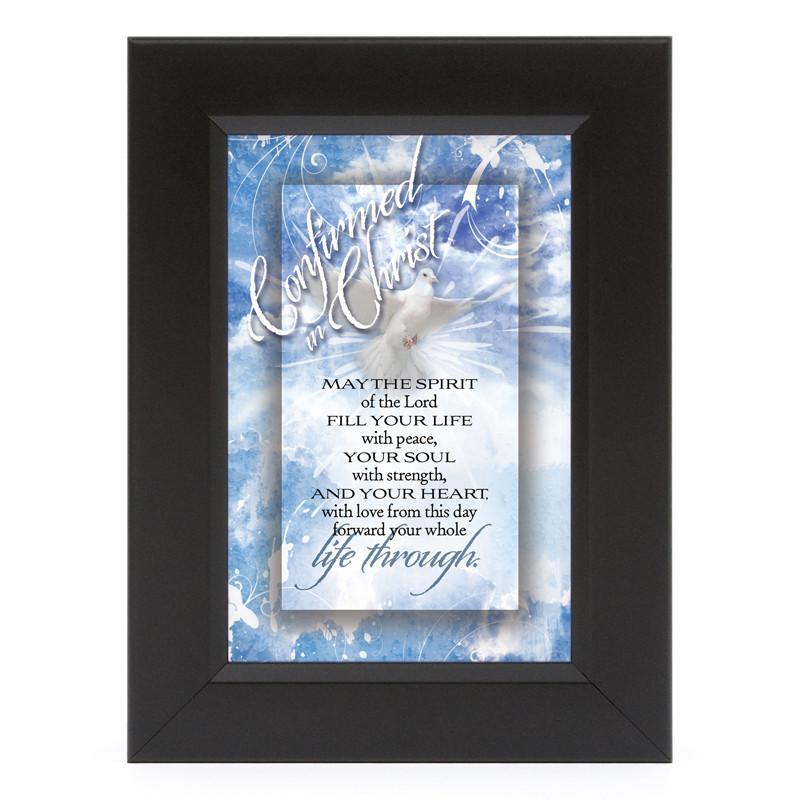 James Lawrence 7125 Confirmed In Christ Shadow Box Framed Wall Art from James Lawrence
