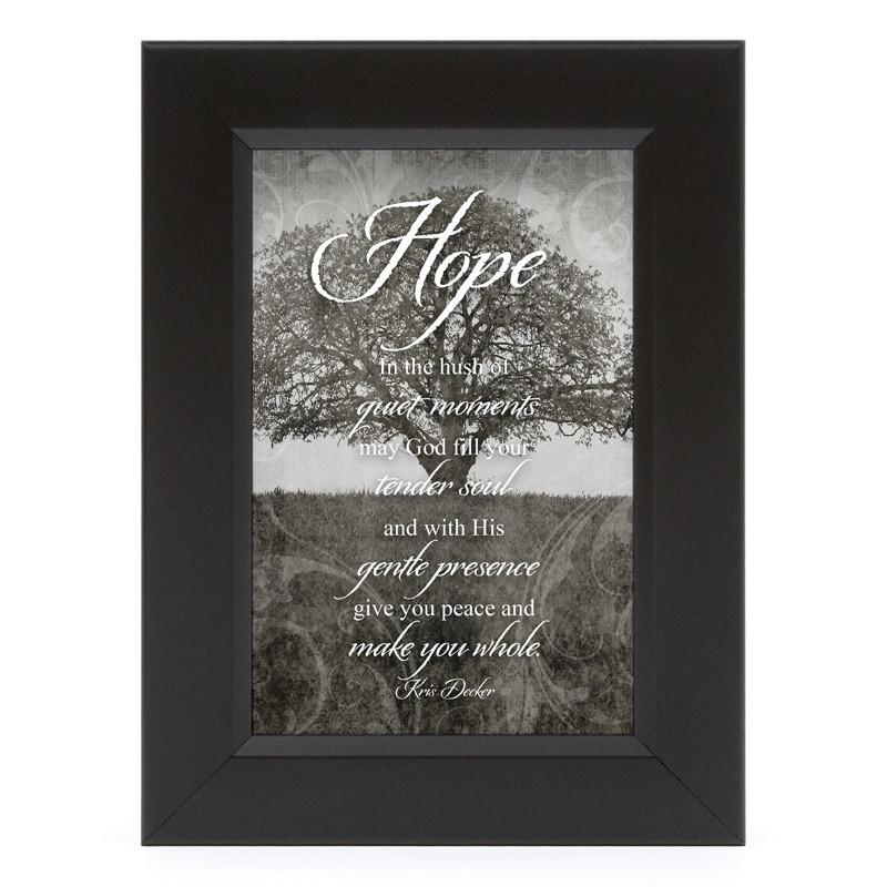 James Lawrence 7154 Hope-Tree Shadow Box Framed Wall Art from James Lawrence