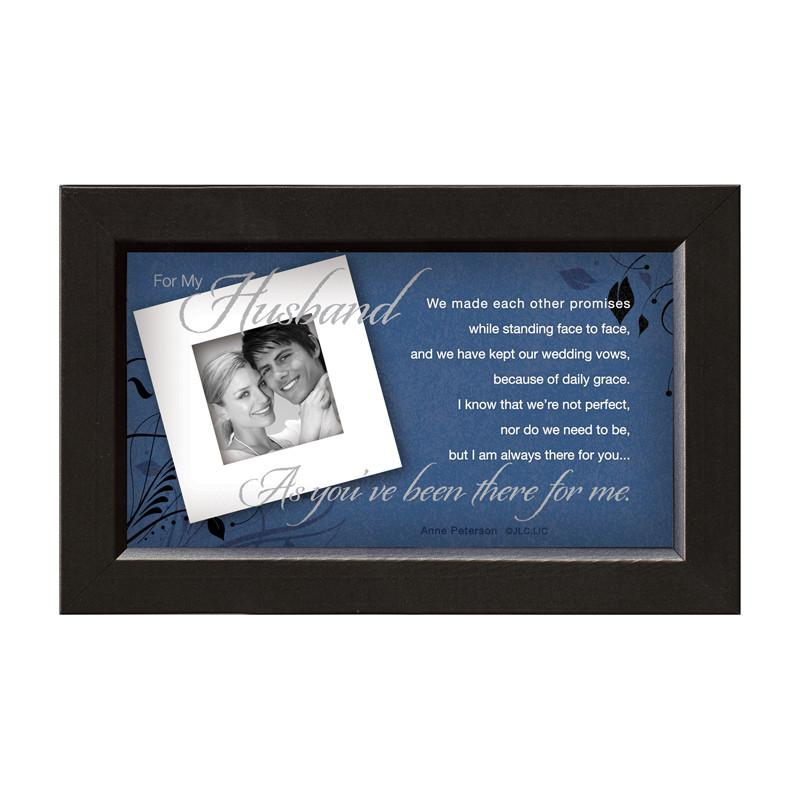 James Lawrence 7222 Husband-There For You Framed Wall Art from James Lawrence