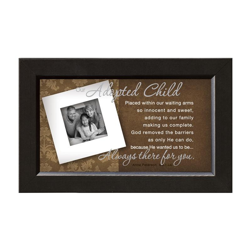 James Lawrence 7227 Adopted Child-There For You Framed Wall Art from James Lawrence