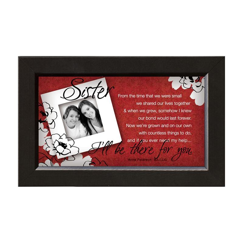 James Lawrence 7228 Sister-There For You Framed Wall Art from James Lawrence