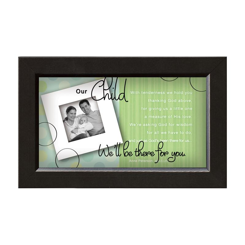 James Lawrence 7230 Child-There For You Framed Wall Art from James Lawrence