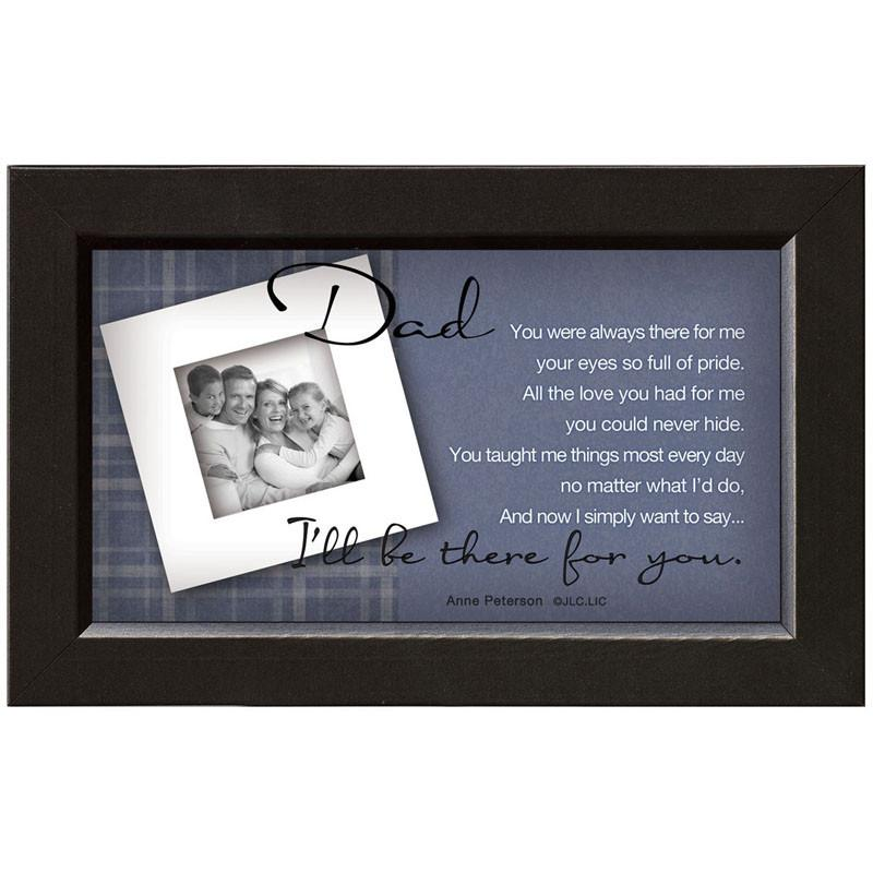 James Lawrence 7233 Dad-There For You Framed Wall Art from James Lawrence