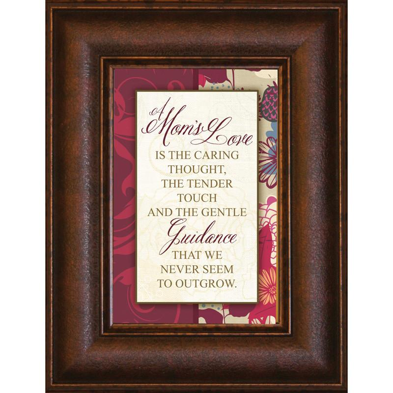 James Lawrence 8905 A Mom's Love Mini Framed Wall Art from James Lawrence