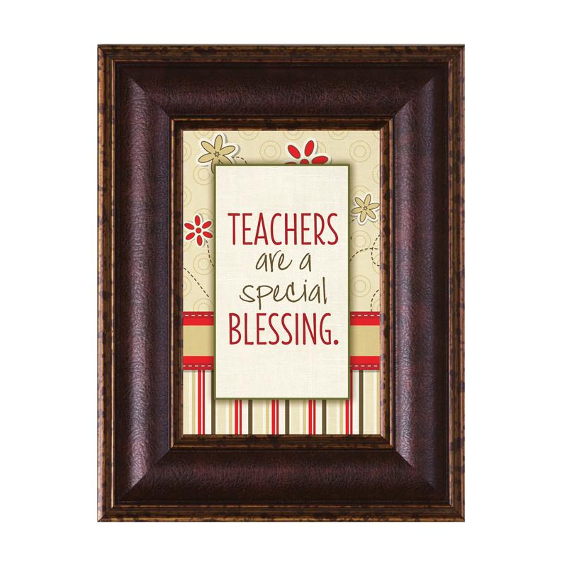 James Lawrence 8932 Teachers Are Mini Framed Wall Art from James Lawrence