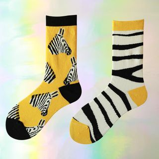 Printed Socks from Jansi