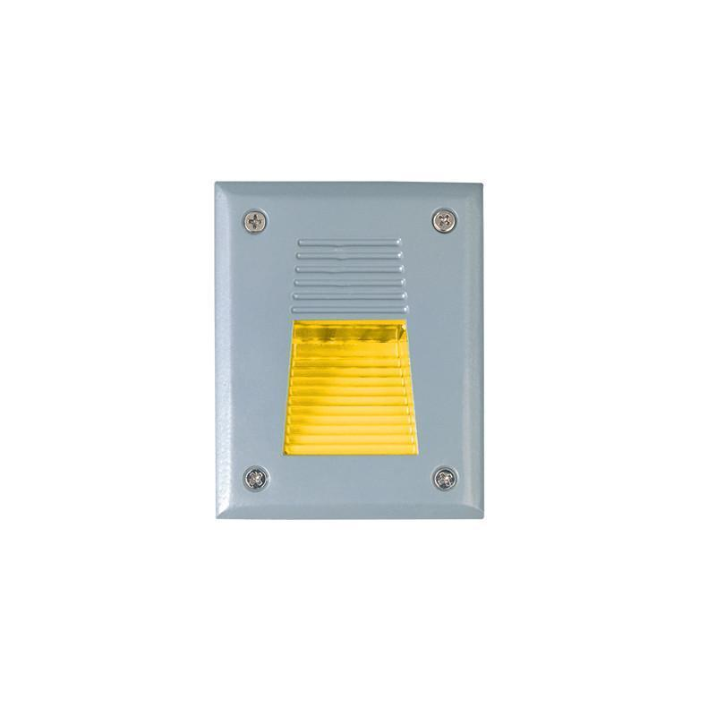Jesco Lighting HG-ST08S-12V-Y LED Recessed Wall Aisle and Step Lights from Jesco Lighting