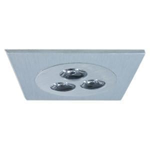 Jesco Lighting PK712LED3830BA Fixed 3-Light LED Slim Disk from Jesco Lighting