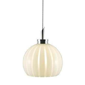 Jesco Lighting QAP102-WH/SN QAP102-FABIAN Quick Adapt-Low Voltage Pendant from Jesco Lighting