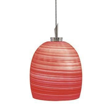 Jesco Lighting QAP126-RD/CH QAP126-FARIS Quick Adapt-Low Voltage Pendant from Jesco Lighting
