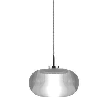 Jesco Lighting QAP225-CR/SN QAP225-BUBBLE Quick Adapt-Low Voltage Pendant from Jesco Lighting