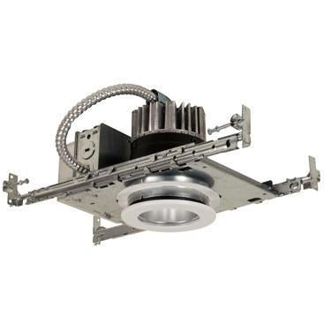 "Jesco Lighting RLH-3511N-IC-30 3 1/2"" Aperture New Construction -IC Airtight from Jesco Lighting"