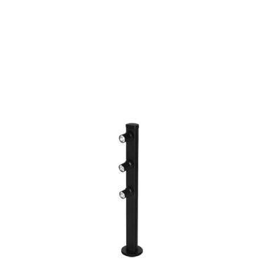 "Jesco Lighting SD105CC082560-B 8"" LED Mizar Pole from Jesco Lighting"
