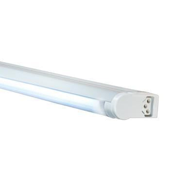 Jesco Lighting SG4-24/BK-W 3-Wire Grounded; T4 Sleek Plus-Fluorescent Undercabinet Fixture from Jesco Lighting