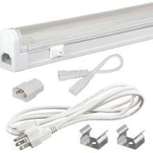 Jesco Lighting SG4-CPS-28-30-W SLEEK PLUS 28W 3000K W/SWITCH-3-WIRE 6' POWER CORD from Jesco Lighting